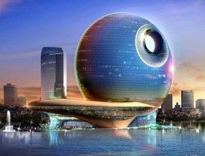 Azerbaijan Death Star