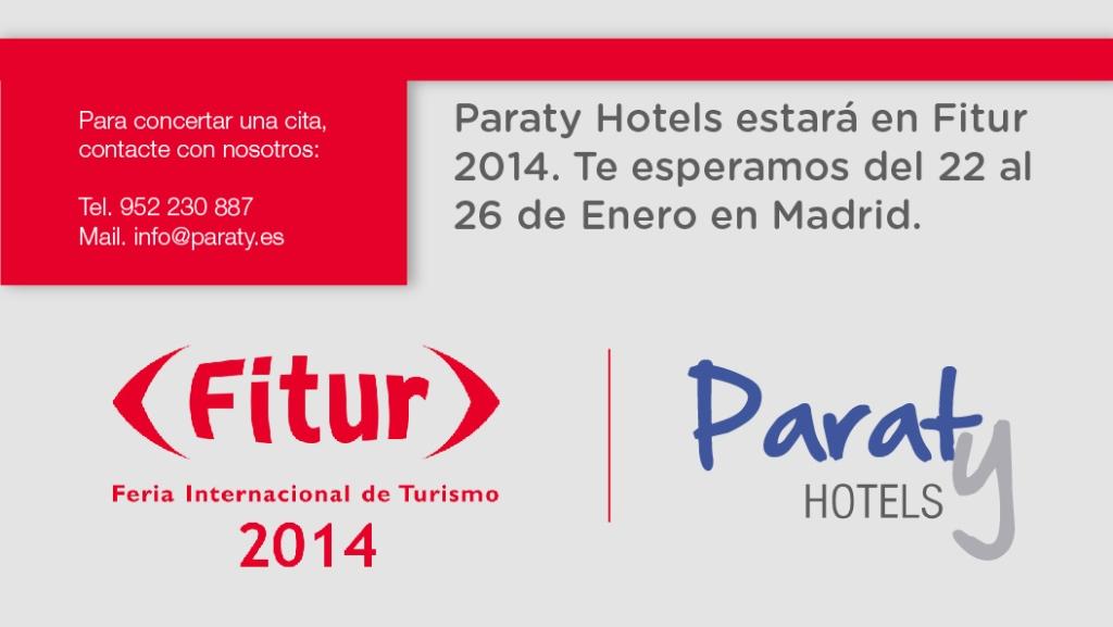 Paraty Hotels Fitur